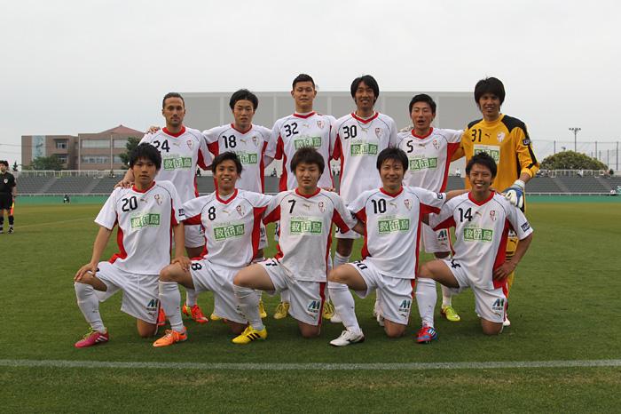 FC町田ゼルビアと横河武蔵野FCが...
